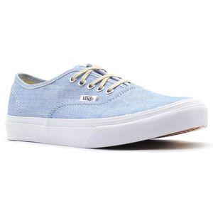 Tenis-Vans-Authentic-Slim--Chambray--Blue-True-White-L69-