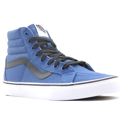 Tenis-Vans-SK8-HI-Reissue-Canvas-Navy-Black-L67-