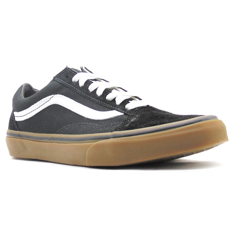 3778ddaa3d4 Tênis Vans Old Skool Gum Sole Black Medium Gum - galleryrock