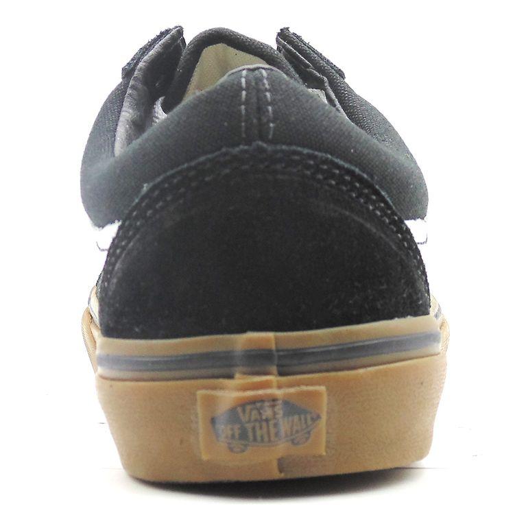 42a5f2d327 Tênis Vans Old Skool Gum Sole Black Medium Gum - galleryrock