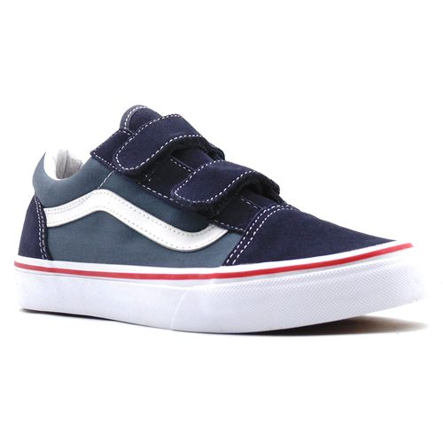 Tênis Vans Kids Old Skool V 2 Tone Parisian Night L105 51393884facd8