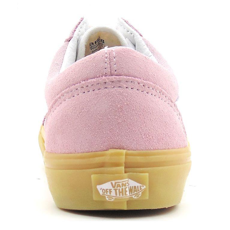 Tênis Vans UA Old Skool Double Light Gum Pink - galleryrock 2b98c0b920584