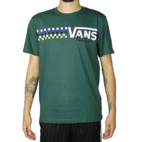 Camiseta-Vans-Native-Verde-