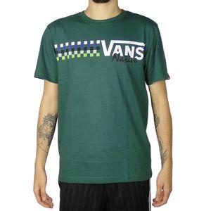 Camiseta-Vans-Native-Verde-