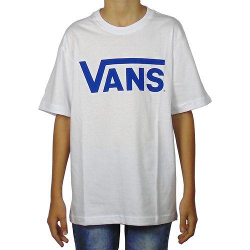 Camiseta-Vans-Classic-Branca-Juvenil-