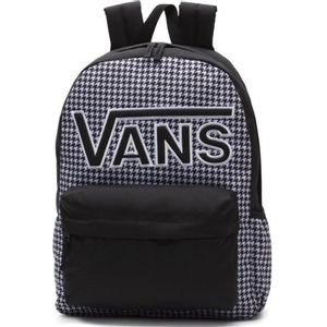 Mochila-Vans-Realm-Flying-V-Houndstooth