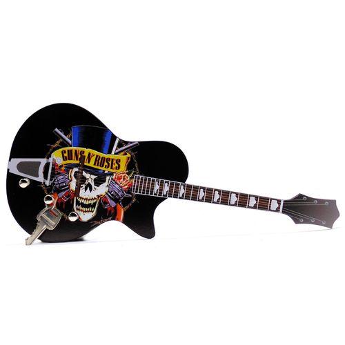 Porta-Chaves-Bandas-Guns-n-Roses-Caveira