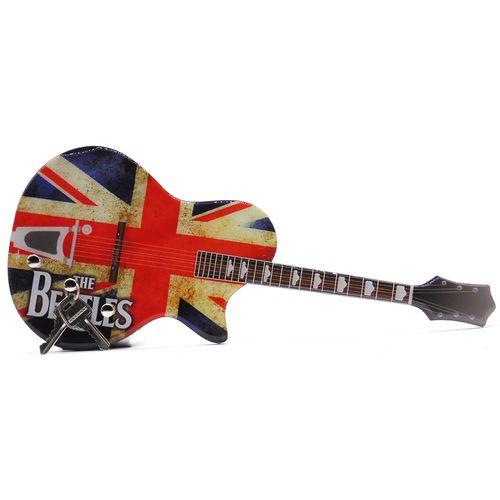 Porta-Chaves-Bandas-The-Beatles-Bandeira-Inglaterra-