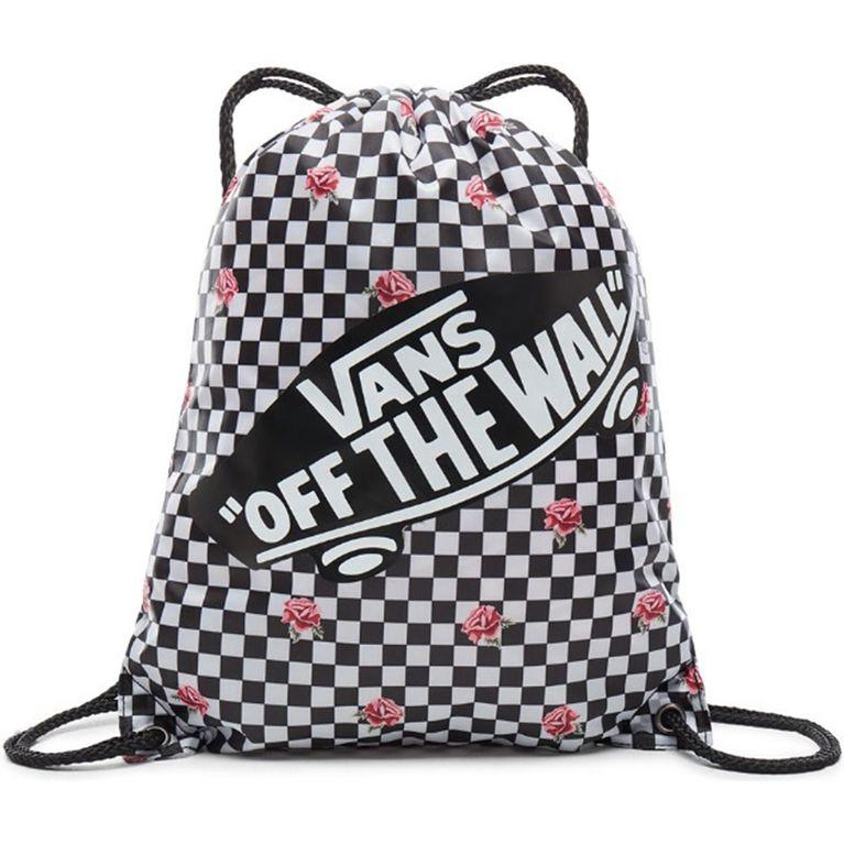Mochila Vans Benched Bag Rose Checkerboard - galleryrock 111d8f457a9