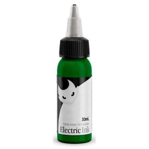 Tinta-Electric-Ink-Verde-Folha-30ml