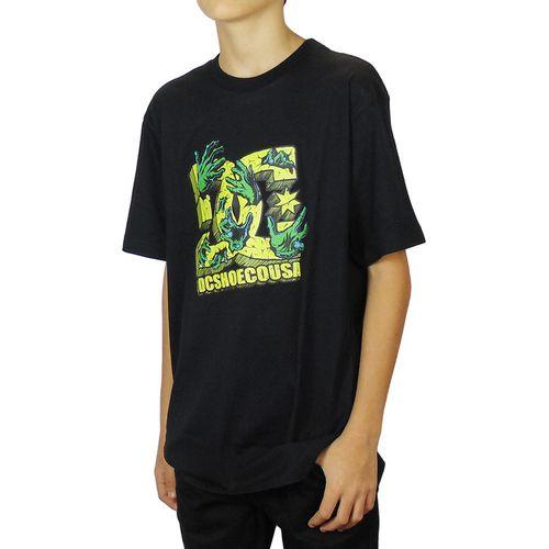 Camiseta-DC-Breaking-Preta-Juvenil-