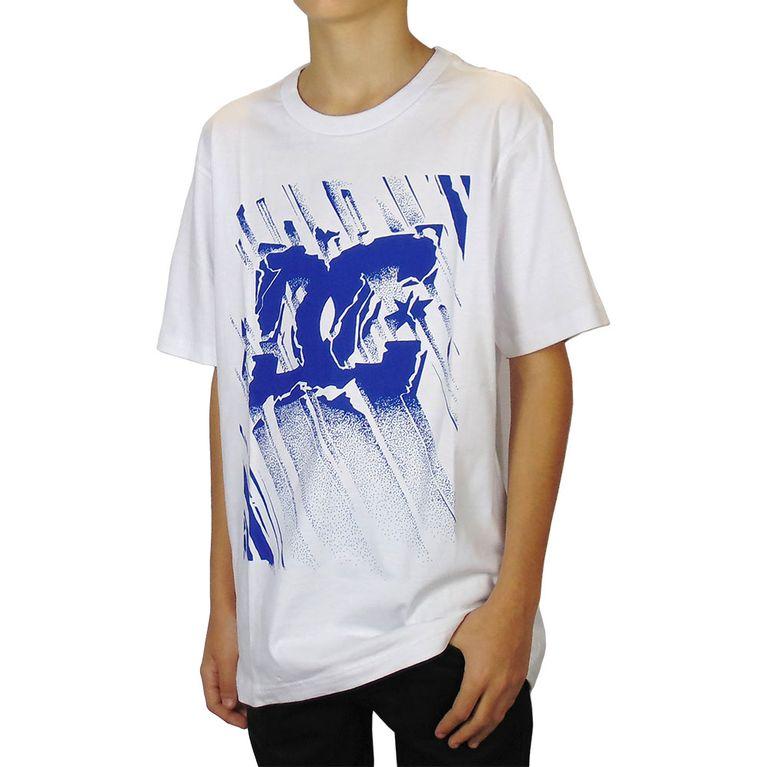 4abfe7f1a7 Camiseta DC Timelord Branca Juvenil - galleryrock