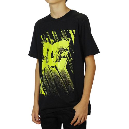Camiseta-DC-Timelord-Preta-Juvenil
