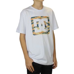 Camiseta-DC-Square-Star-Branca-Juvenil-