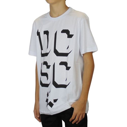 Camiseta-DC-4th-Dimension-Branca-Juvenil