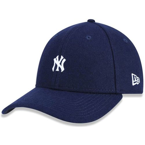 Bone-New-Era-940-Mini-Logo-Melton-New-York-Yankees-Marinho