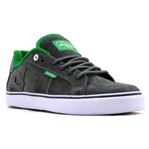 Tenis-Freeday-Logo-Vulc-Grafite-c--Verde-Bandeira