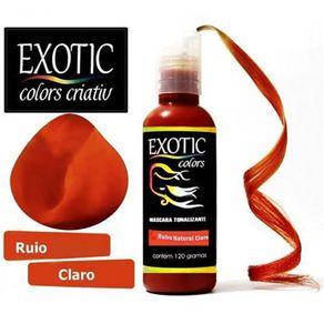 Exotic-Colors-Mascara-Tonalizante-para-Cabelo-Ruivo-Claro