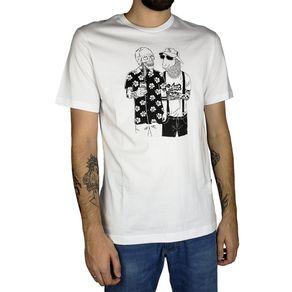 Camiseta-Lost-Friendship-Branco-
