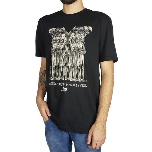 Camiseta-Lost-Losing-Your-Mind-4ever-Preto-