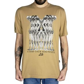 Camiseta-Lost-Losing-Your-Mind-4ever-Capuccino-