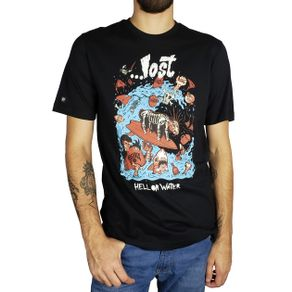 Camiseta-Lost-Ete-Hell-On-Water-Preto-