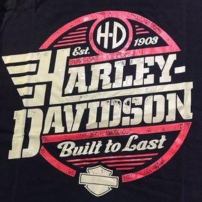 Camiseta-Harley-Davidson-Built-to-Last-Preta-