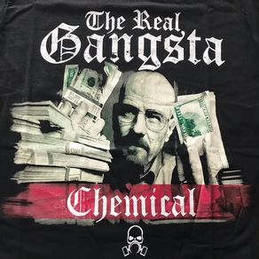 Camiseta-Breaking-Bad-Heisenberg-Preta-