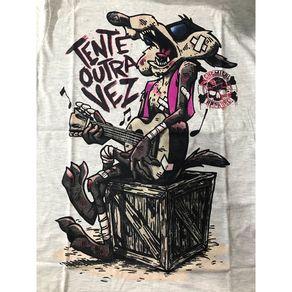 Camiseta-Coiote-Tente-Outra-Vez-Mescla-Claro