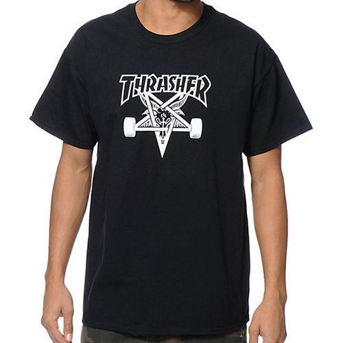 Camiseta-Thrasher-Skategoat-Preta