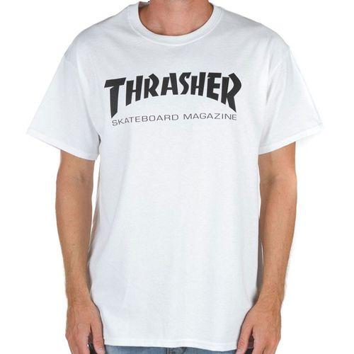 Camiseta-Thrasher-Skate-Magazine-Branca