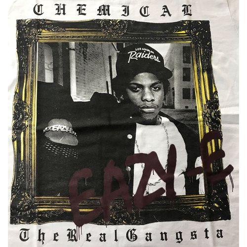 Camiseta-Eazy-E-Real-Gangsta-Branca-