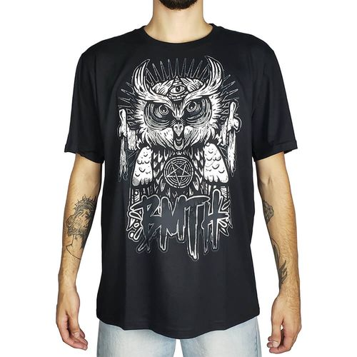 Camiseta-Bring-Me-The-Horizon-Coruja-