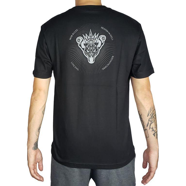 Camiseta Black Sabbath Rulles Of Hell LN97 - galleryrock cea4c467925a5