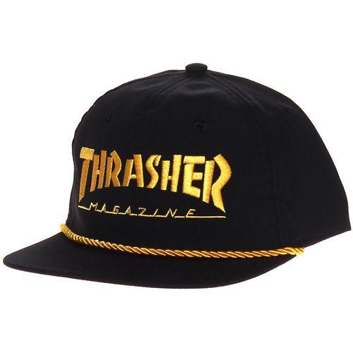 Bone-Thrasher-Snapback-Mag-Logo-Rope-Preto
