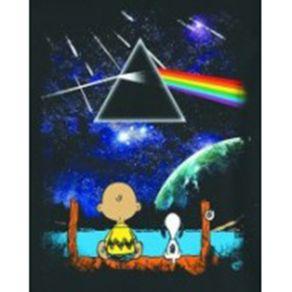 Camiseta-Babylook-Snoopy-e-Charlie-Brown-Preta