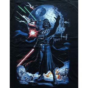 Camiseta-Darth-Star-Wars-Preta