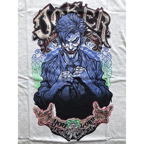 Camiseta-Joker-Loser-Mescla-Claro-