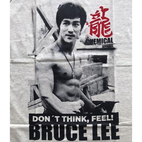 Camiseta-Bruce-Lee-Mescla-Claro