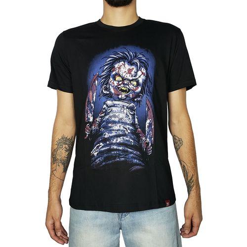 Camiseta-Chucky-O-Boneco-Assassino-Preta