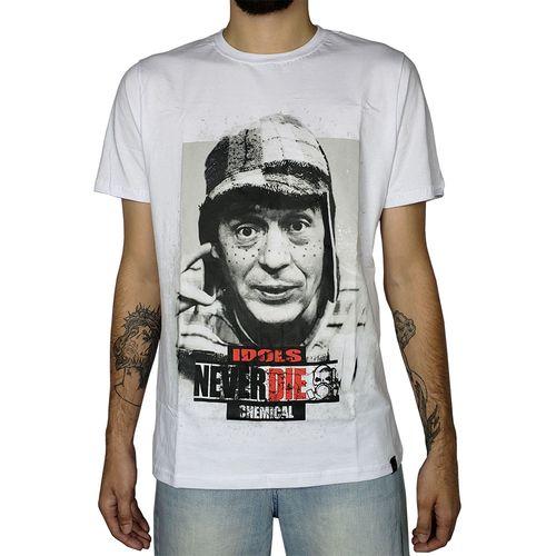 Camiseta-Chaves-Idols-Never-Die-Branca-