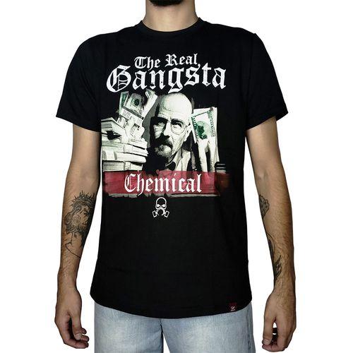 Camiseta-Breaking-Bad-Heisenberg-Preta
