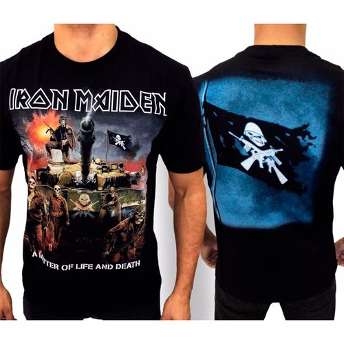 Camiseta-Iron-Maiden-A-Matter-Of-Life-And-Death-E310-
