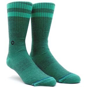 Meia-Stance-Joven-Neon-Turquoise