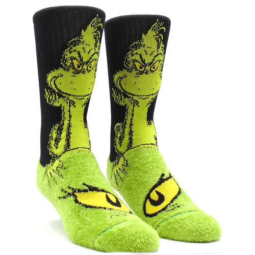 Meia-Stance-The-Grinch-Green