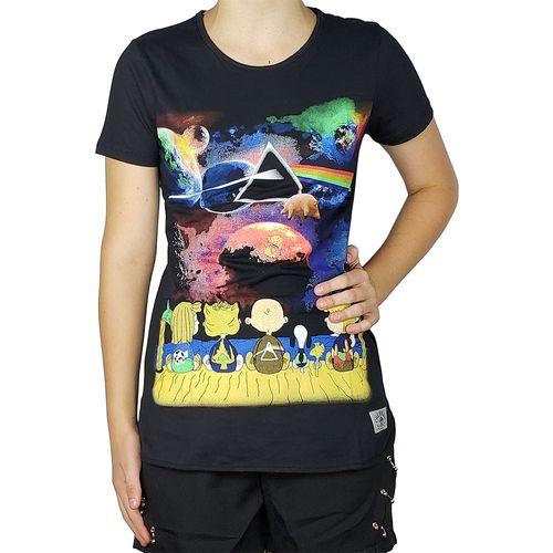 Camiseta-Babylook-Snoopy-Pink-Floyd-Preta-