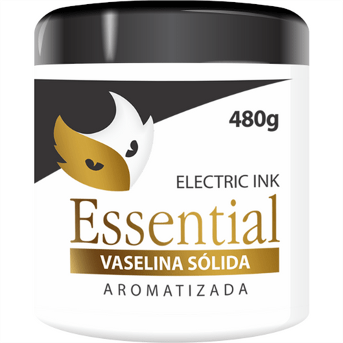 Vaselina-Electric-Ink-Solida-Aromatizada-Essential-Care-480g