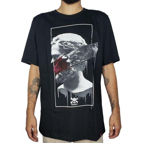 Camiseta-Roman-Preta-