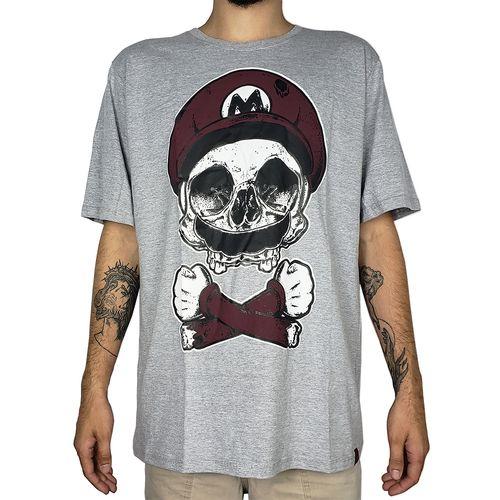 Camiseta-Death-Mario-Mescla-
