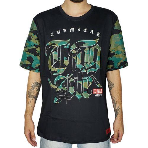 Camiseta-Thug-Life-Camo-Preta-